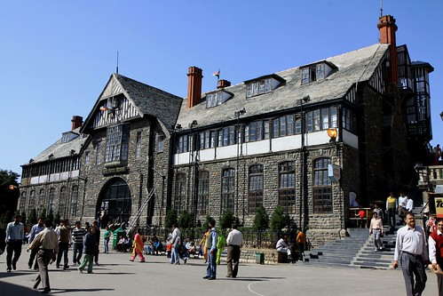 Town Hall, The Ridge (Shimla)