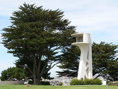 Judges Tower, Aquatic Park, San Francisco
