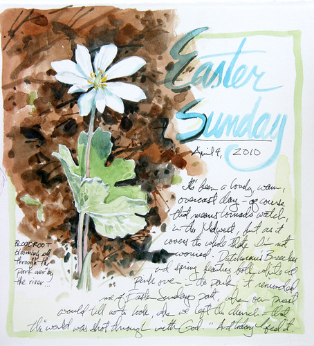 Easter Wildflowers