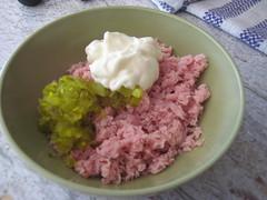 pastica de jamón