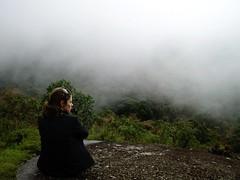 (Donna Pastina) Tags: woman mountain cold alone mulher pensive contemplate frio montanha sozinha pensativa contemplar