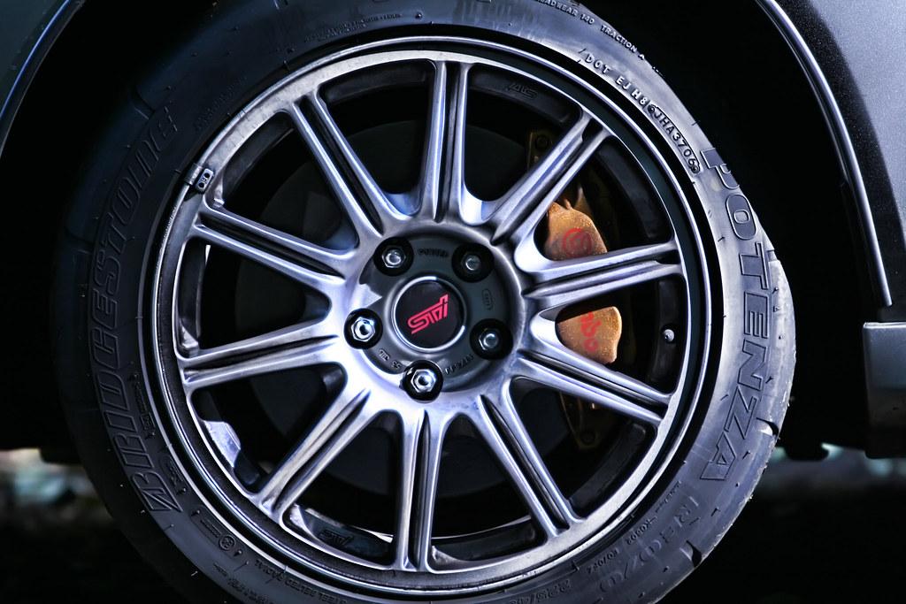 STI Wheel