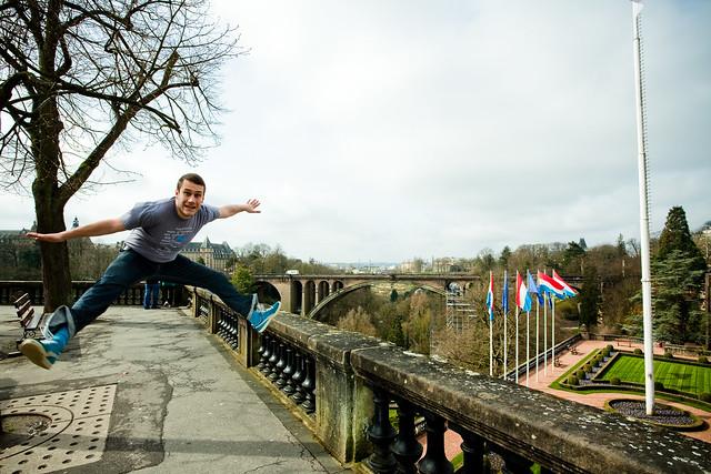 European Jump project