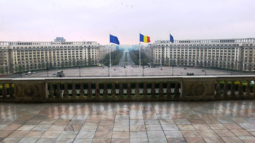 Bucharest Palace of Parliament in Romania #2