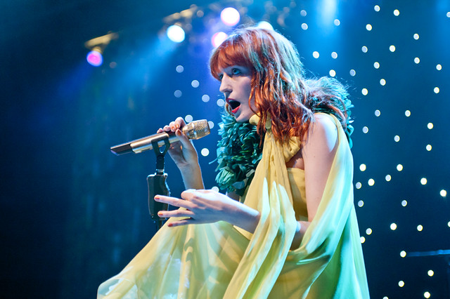 Florence + the Machine (Florence Welch) _FL01018xr
