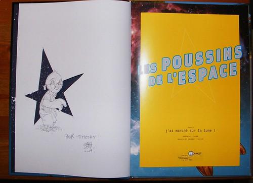 BATIST / 5ème FESTIVAL BD DE L'AIR / LE BOURGET