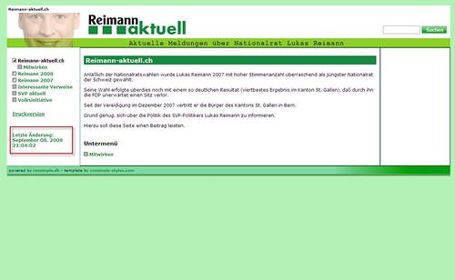 reimann-aktuell-ch