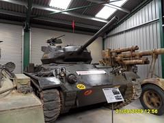 M24 Chaffe Light Tank (Caroline D1) Tags: tank m24