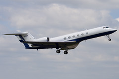 N16NK - 585 - Private - Gulfstream V - Luton - 090623 - Steven Gray - IMG_4757