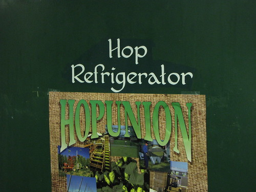 Hop fridge