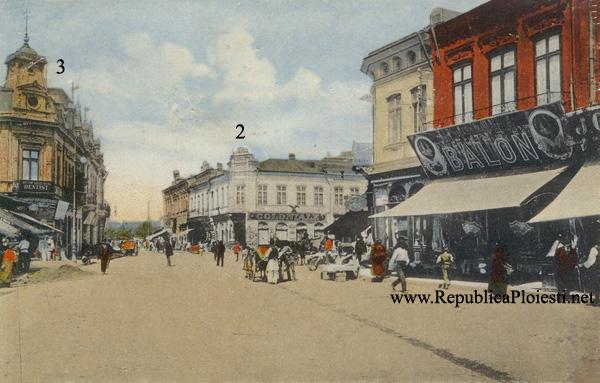 Calea Campinii - 1923