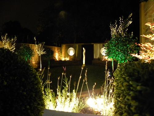 Garden Lighting Wilmslow Image 5