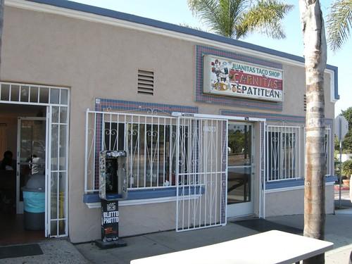 Juanita's Taco Shop (SD)