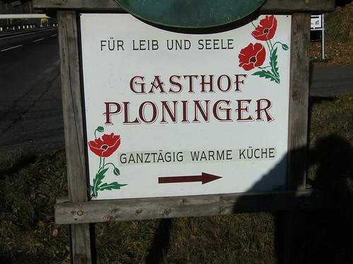 Gasthof Ploninger