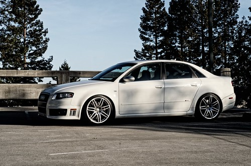 "B8 RS4 | ""Slightly"" Lowered Vehicles 