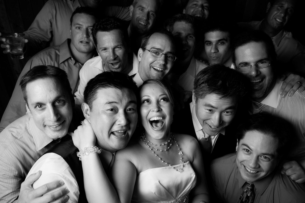 DianeFredWedding_538_bw