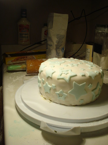 I made a cake!!!!!