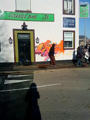JJs 1 (queenmel_1st) Tags: graffiti preston teaone nonstopartists