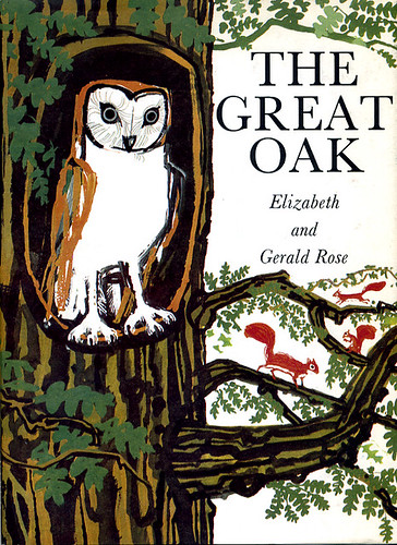 The Great Oak by Elizabeth and Gerald Rose / Faber Books
