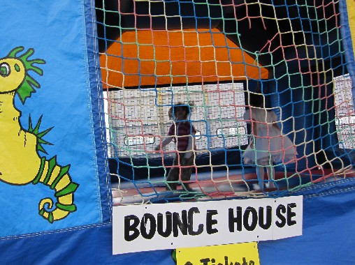One Bounces