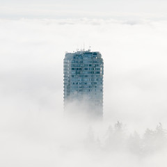 Aerial Complex - Burnaby BC (RyanMacLean) Tags: deleteme5 mist deleteme building deleteme2 deleteme3 deleteme4 fog clouds saveme4 saveme5 saveme6 saveme savedbythedeletemegroup saveme2 saveme3 saveme7 air delete3 saveme10 condo saveme8 saveme9 save10 d300 saveme11 saveme12 savedbydeletemeuncensored tamron90mmf28 f64g13r1win
