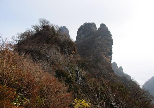 along_ridge