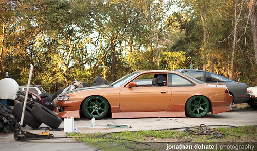 Billy Nelson's S14 240sx