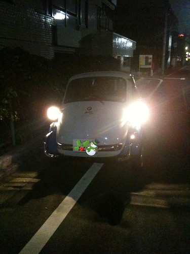 Today's Isetta [December.9.2009]