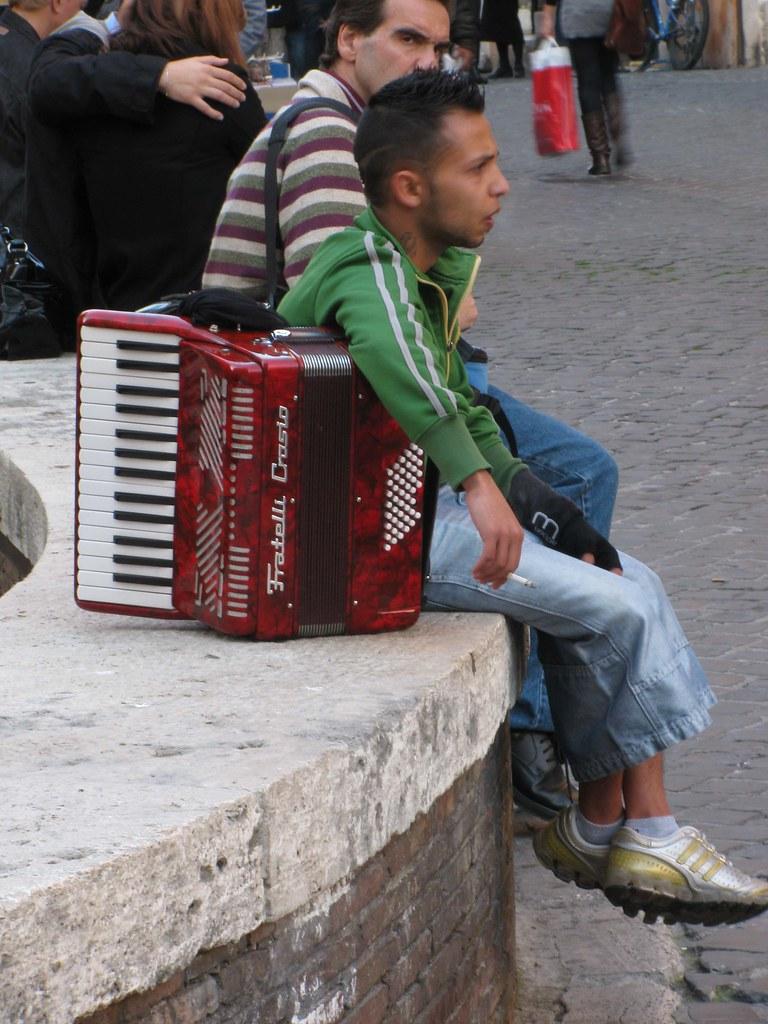 accordianman
