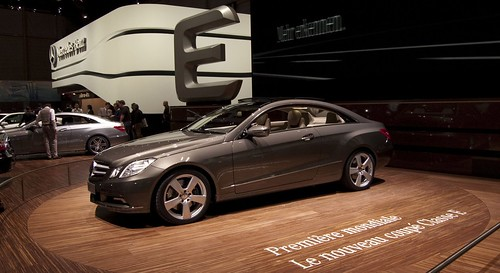 Mercedes Clase E Coupé by David Villarreal Fernández, on Flickr