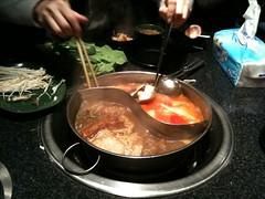 天外天精緻麻辣火鍋(民權旗艦店) 餐廳