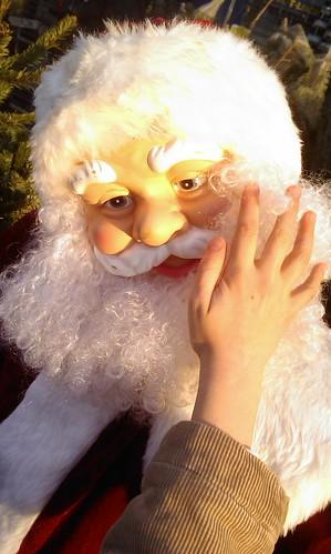 Lordship Lane Santa