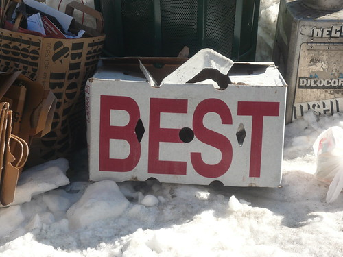 Found Art (Bowery): Unmonumental 288