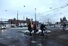 Prins Hendrikkade Amsterdam (Alan Ward Wirral) Tags: amsterdam cyclists winterinamsterdam cyclistsinamsterdam prinshendrikkadeamsterdam