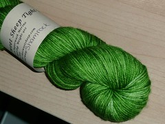 Sweet Sheep Tight Twist - Shamrock