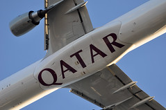 A330-302X MSN 0659 A7-AEC QR (A380spotter) Tags: london heathrow airbus a330 qr lhr qatar qatarairways qtr 300x egll  a7aec 09r qr0012 lhrdoh almarkhiya