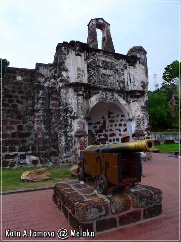 A Famosa Fort @ Melaka