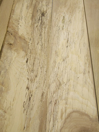 Spalted White Oak