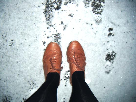 ZOMG SNOW