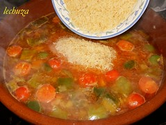 Arroz con bacalao-arroz