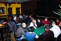 Poker jeden Mittwoch im Garfield in Burgdorf