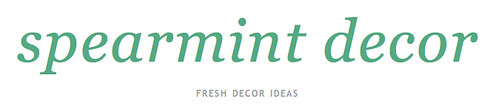 Spearmint Decor Header
