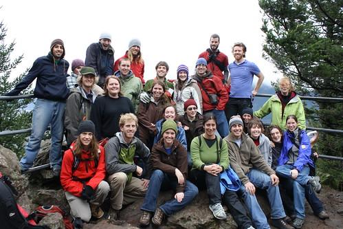 Beacon Rock Group Photo