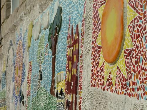 mosaic wall 2