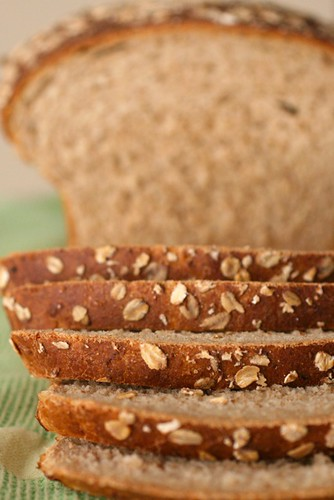 Oatmeal Buttermilk Wheat Bread - Annie's EatsAnnie's Eats