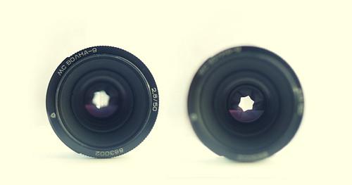MC Volna-9 2.8/50 (m42 mount) by mr. Wood, on Flickr