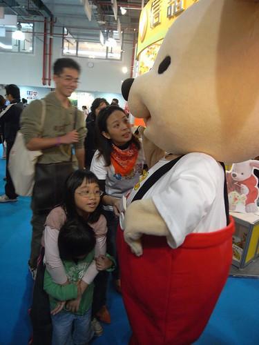katharine娃娃 拍攝的 3巨無霸小豆豆。