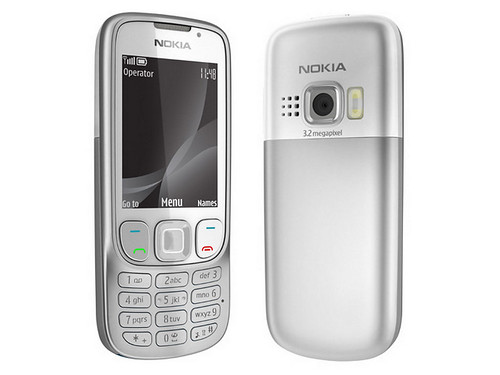 Nokia 6303i Classic silver
