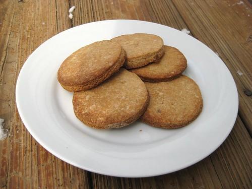 hard gingerbread
