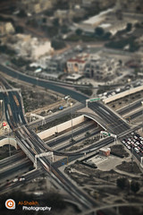 The Intersection (Essa Al-Sheikh - @Bo3awas) Tags: city streets tower cars club canon photography eos is photographers science 7d l intersection 28 kuwait essa 70200mm sharq alsheikh alhammrah